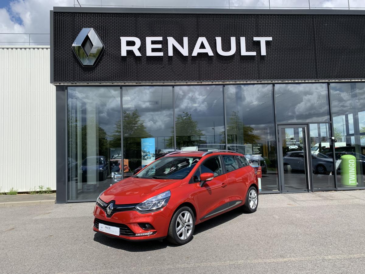 RENAULT-CLIO-Clio Estate 1.5 Energy dCi - 90 82g  IV ESTATE BREAK Business PHASE 2